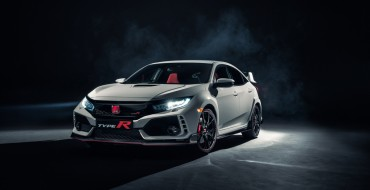 US Production Model 2017 Honda Civic Type R (Finally!) Debuts in Geneva