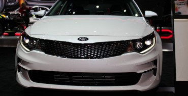 2017 Kia Optima Overview