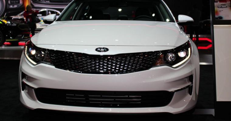 2017 Kia Optima Overview
