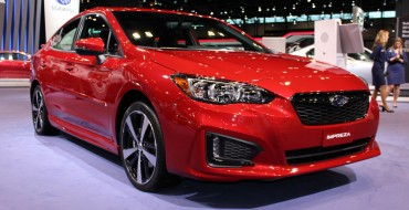 Stunning Sales in February for Subaru