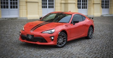 Behold the Awkwardly-Named 2017 Toyota 86 860 Special Edition