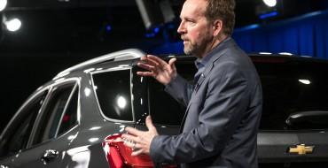2018 Chevy Equinox Design Team Enhanced Aero, Interior Space