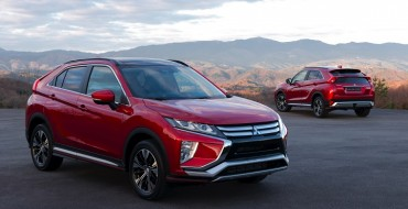 Mitsubishi Couldn't Wait to Show Us the Eclipse Cross