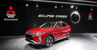 Meet the Long-Awaited 2018 Mitsubishi Eclipse Cross