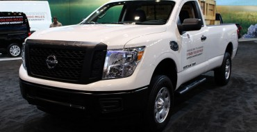 Check Out Nissan at The Great American Trucking Show