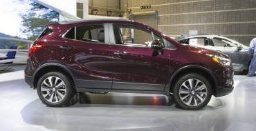 Buick Retail Sales Increase as Encore Sees Best February Ever