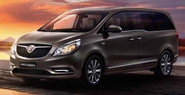 All-New Buick GL8 25S Makes Debut in China [Photos]