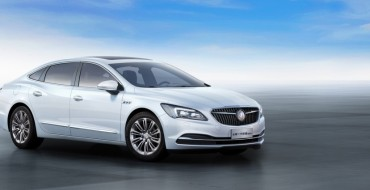 Report: Buick To Offer Hybrid LaCrosse in US For 2018 Model Year