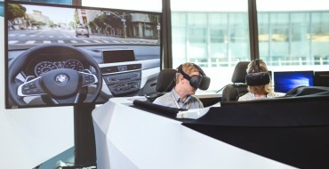 BMW Combines Virtual Reality with 3D Printing to Streamline Its Design Process