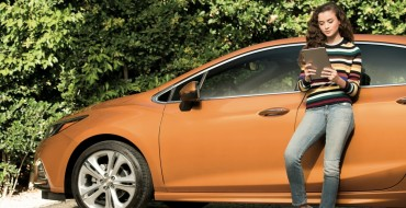 Chevy Announces More Options for Customers Adding AT&T Unlimited Data Plan