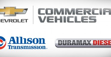 Duramax Diesel and Allison Transmission to Power New Chevy Commercial Truck
