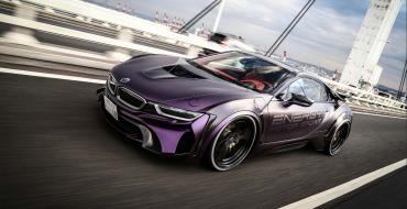 Energy Motor Sport Unveils Customized Dark Knight Edition BMW i8