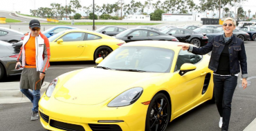 5 Celebrities Who (Not So Surprisingly) Love Porsche Sports Cars