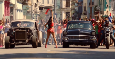 UPDATE: 'Hey Ma' Full Music Video from 'The Fate of the Furious' Features Dodge Demon