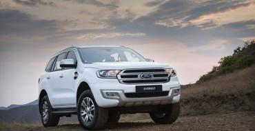 Ford Everest Launches in Zimbabwe, Brings SYNC 3 to Market for First Time