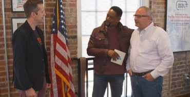 Ford Fund Gives $25,000 to Veteran Causes on NBC's 'GIVE'