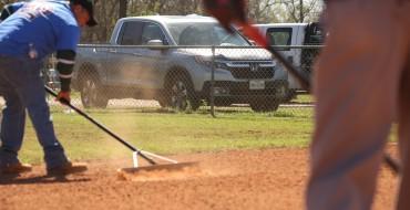 Honda Helps Repair Flood-Damaged Houston Little League Fields