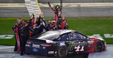 Ford Driver Kurt Busch Wins 2017 Daytona 500