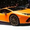Lamborghini Huracán Performante Sets New Speed Record