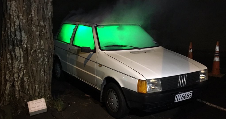 """Lorde Teases Fans with Car-Themed Photos for Highly Anticipated New Song """"Green Light"""""""