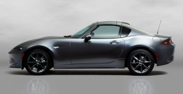 MX-5 RF Named 'Best Bang for the Buck' at Atlanta International Auto Show