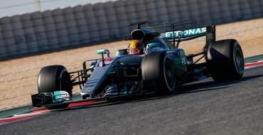 Formula 1 2017 Pre-Season Testing Overall Recap