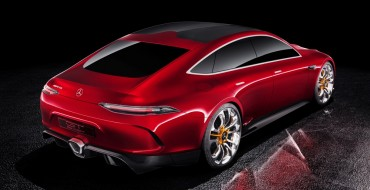 Breathtaking Mercedes-AMG GT Concept Astonishes the Geneva Crowd