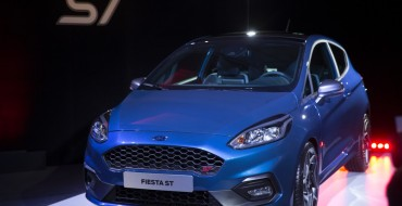 [Photos] Next-Generation Ford Fiesta ST Gets Three-Cylinder Engine, Cylinder Deactivation Tech