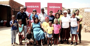 Nissan Supports #DonateAWheelchair Campaign