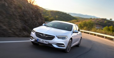 Opel Insignia Scores Five-Star Rating in Euro NCAP