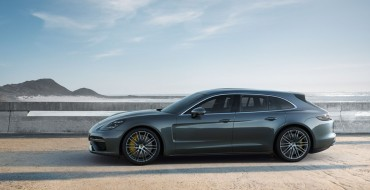 The Porsche Panamera Sport Turismo Is the Mind-Bending Wagon of Your Wildest Fantasies