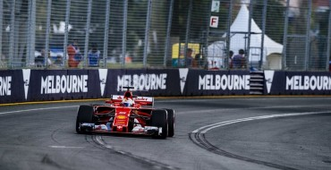 Hamilton Takes Pole in Australia as Vettel Gives Ferrari Hope