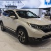 2017 Honda CR-V Overview