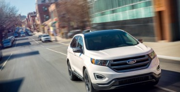 Ford To Offer 2018 Edge with Trendy SEL Sport Appearance Package