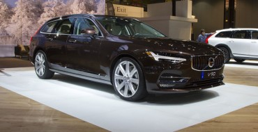 2018 Volvo V90 Wagon Overview
