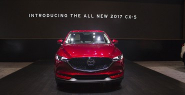 [Photos] Redesigned 2017 Mazda CX-5 Gets New Standard Engine, Priced Starting at $24,045