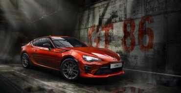 Whoah—Check Out Germany's Limited 'Tiger' Toyota GT86