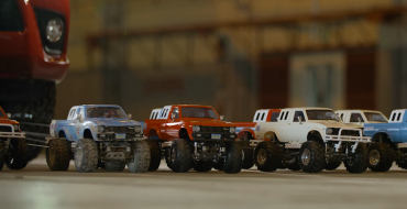 How Many RC Cars Does it Take to Tow a Pickup Truck?