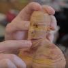 Man Uses Laser Cutter to Create Vin Diesel-Shaped Ham Sandwich