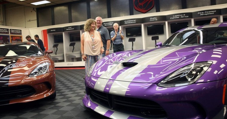 UPDATE: Texan Dodge Viper Enthusiasts Plan to Add 81st Viper Vehicle to Their Collection