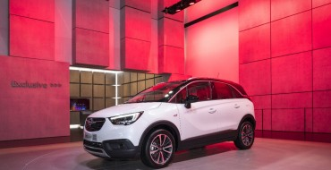 Devil Is in the Details with Opel Crossland X Design