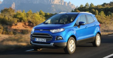 Ford of Europe Posts Strong February CV, SUV Sales