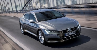 Volkswagen is Building a 404-BHP Arteon R
