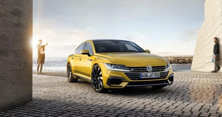 Meet the VW Arteon