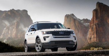 [Photos] 2018 Ford Explorer Gets New Tech, Safety Package, Mild Aesthetic Update