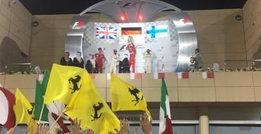 Bottas Takes 1st Career Pole but Vettel Scores the Win in the Desert