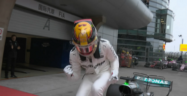 Hamilton Wins in Mixed Conditions at the 2017 Chinese Grand Prix