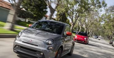 2017 Fiat 500e Overview