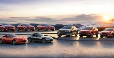 "Kelley Blue Book Grants Mazda the 2017 Brand Image Award for ""Best Car Styling Brand"""