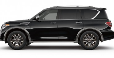 "2017 Nissan Armada Earns ""SUV of the Year"" Title"
